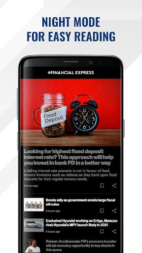 Financial Express - Latest Market News   ePaper screenshot 5