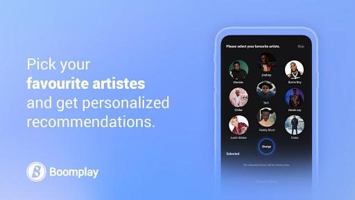 Boomplay: Download Music Enjoy Offline Music Free screenshot 5
