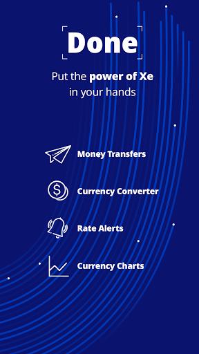 Xe – Currency Converter & Global Money Transfers screenshot 4