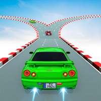 Ramp Car Stunts Racing: Mega Ramp Stunt Car Games on 9Apps