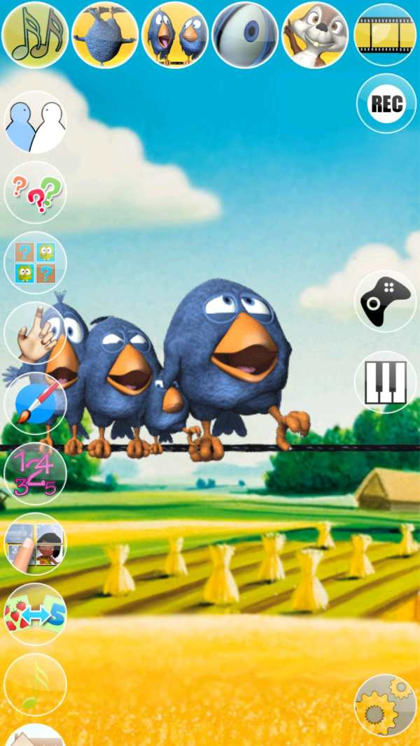 Talking Birds On A Wire screenshot 7