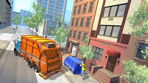 Garbage Truck Driving Simulator - Truck Games 2020 screenshot 5