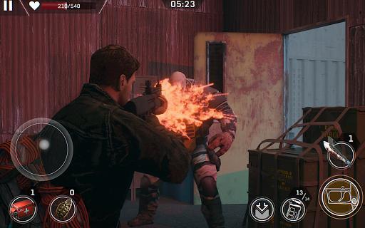 Left to Survive: Dead Zombie Shooter. Apocalypse screenshot 14