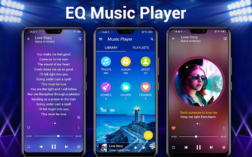 لاعب الموسيقى - مشغل MP3 9 تصوير الشاشة