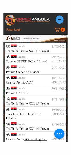 Orped Angola screenshot 4