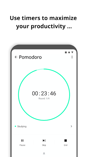 Boosted - Productivity & Time Tracker screenshot 6