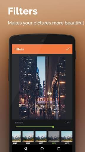 Square InPic - Photo Editor & Collage Maker screenshot 4