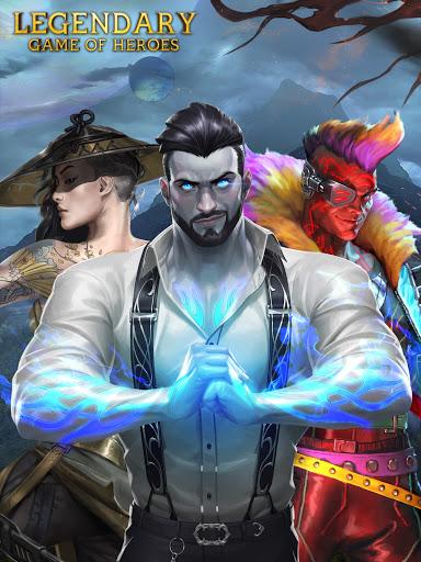 Legendary: Game of Heroes - Fantasy Puzzle RPG screenshot 7
