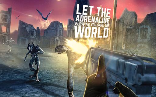 ZOMBIE Beyond Terror: FPS Survival Shooting Games screenshot 11