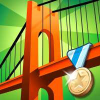 Bridge Constructor Playground Free on 9Apps