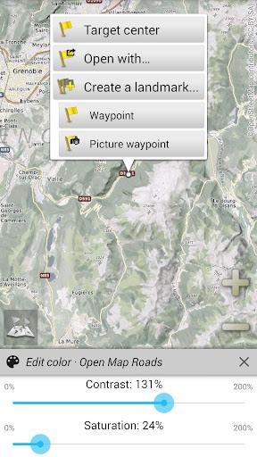 All-In-One Offline Maps स्क्रीनशॉट 5