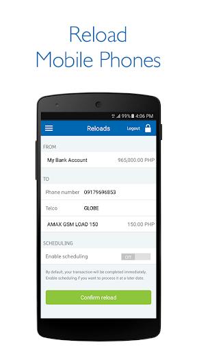 Security Bank Mobile App 7 تصوير الشاشة