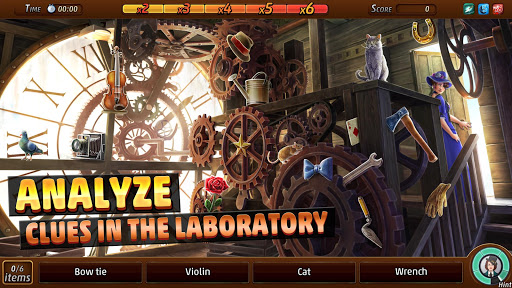 Criminal Case: Mysteries of the Past screenshot 3