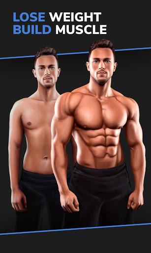BetterMen: Home Workouts & Diet screenshot 1