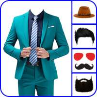 Man Suit Photo Editor and Casual Suit on 9Apps