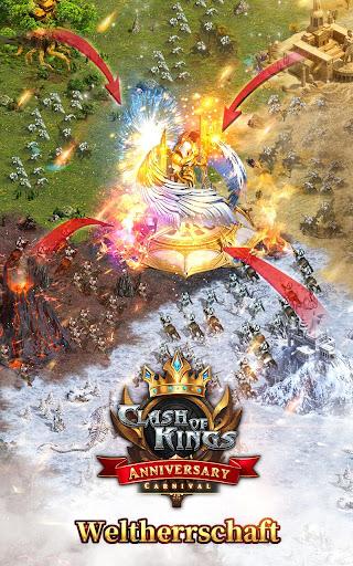 Clash of Kings: Neuer Stadtbau, Ewige Nachtstadt screenshot 6