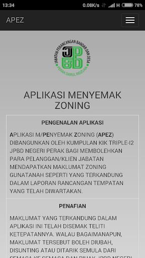 APEZ Perak screenshot 4