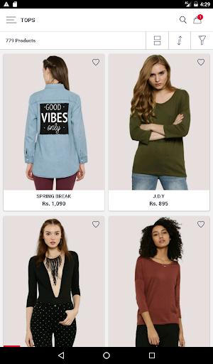 Koovs Online Shopping App скриншот 13