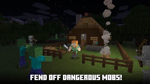 Minecraft Trial 3 تصوير الشاشة