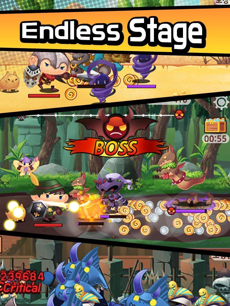 Sudden Warrior (Tap RPG) screenshot 16