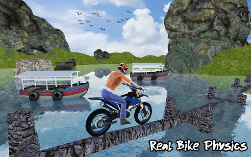 Ramp Bike Impossible Bike Stunt Game 2020 screenshot 3