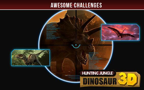 صيد الديناصورات الغابة 3 تصوير الشاشة
