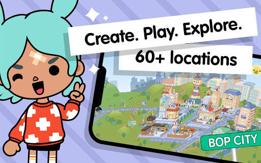 Toca Life World: Build stories & create your world screenshot 10