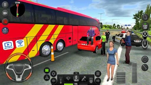 Coach Bus Driving 2020 : New Free Bus Games screenshot 2