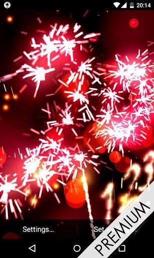 New Year 2021 countdown 4 تصوير الشاشة