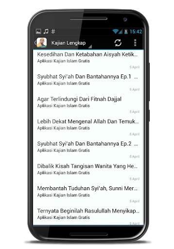 Kajian Al Amiry screenshot 3
