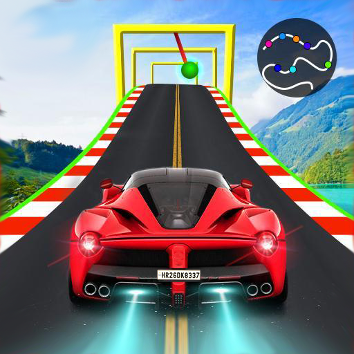 Ramp Car Stunts 3D Free - Multiplayer Car Games icon