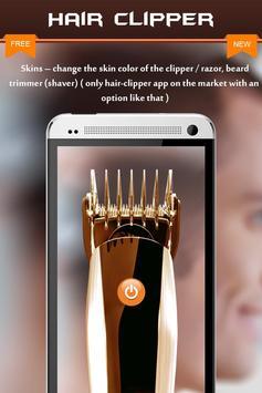 Hair Clipper Prank (Trimmer) screenshot 6