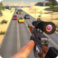 Sniper Shot Gun Shooting Games on 9Apps