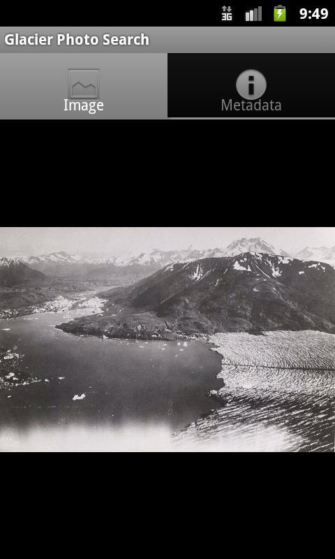 Glacier Photo Collection screenshot 3