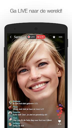 MeetMe - Chat live & ontmoet nieuwe mensen! screenshot 2
