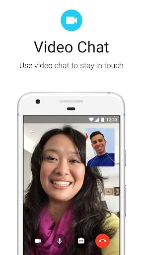 Messenger Lite: Telepon & Pesan Gratis screenshot 3