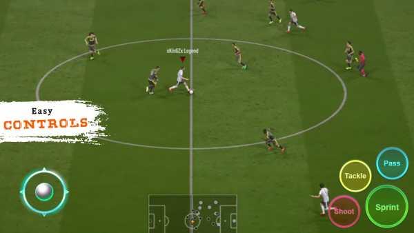 Real Football World Lite : 2020 Championship screenshot 5